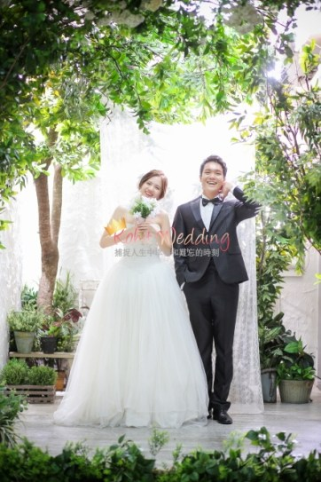 Korea Pre Wedding Cherry blossom Kohit Wedding 4