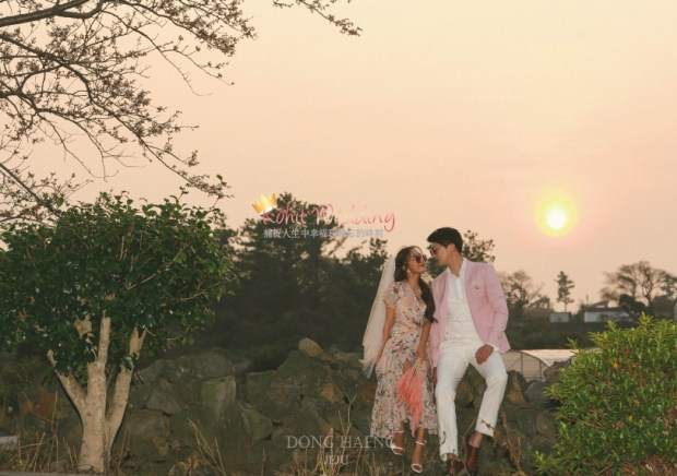 Camelias Jeju pre wedding 7