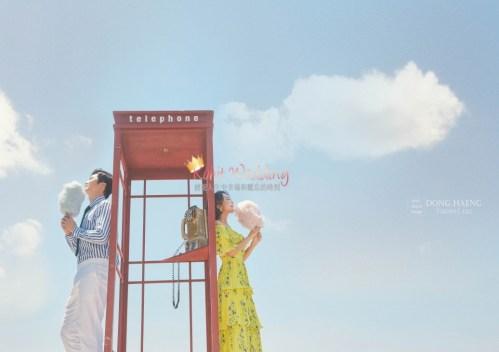 Korean Pre Wedding -Camelias in Seoul 12