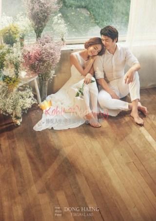 Korean Pre Wedding -Camelias in Seoul 27