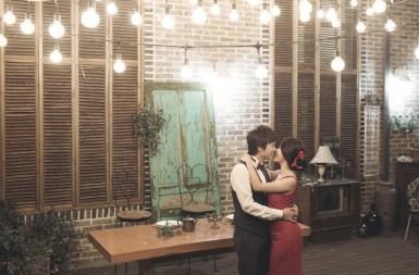 Korean Pre wedding photo