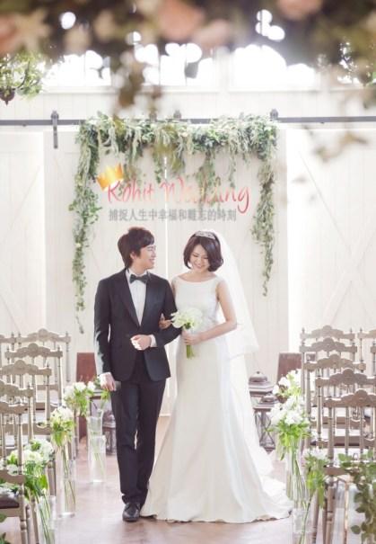 korean style prewedding