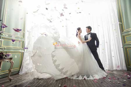 KOREA PRE WEDDING MAY STUDIO