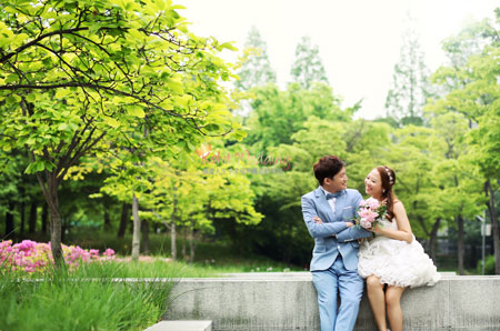 Chungdam Studio- Korea Pre Wedding Kohit Wedding