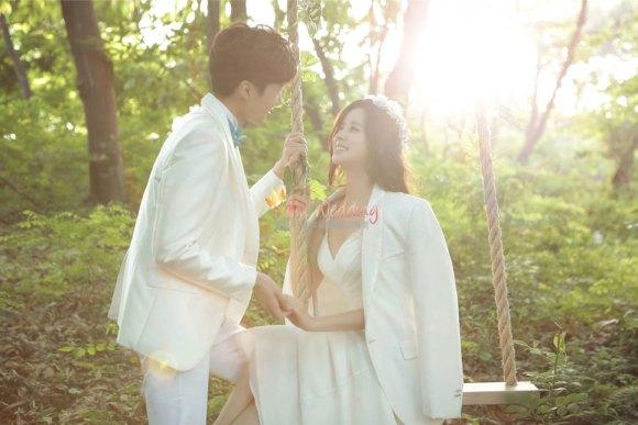Korea Pre Wedding Photo 4