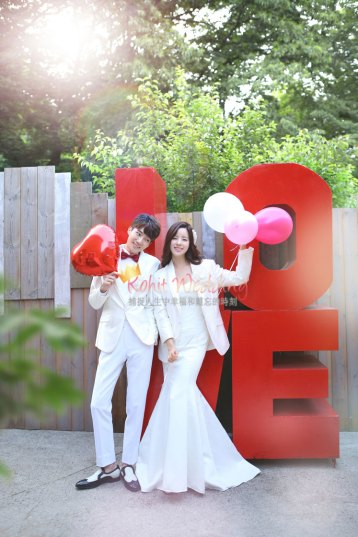 Korea Pre Wedding Photo 14