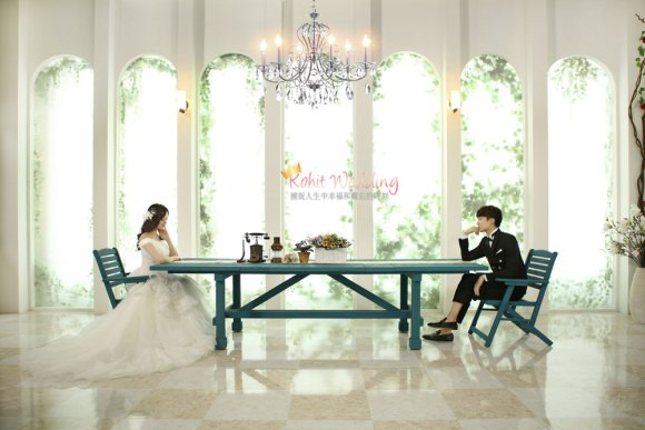 Korea Pre Wedding Photo 15
