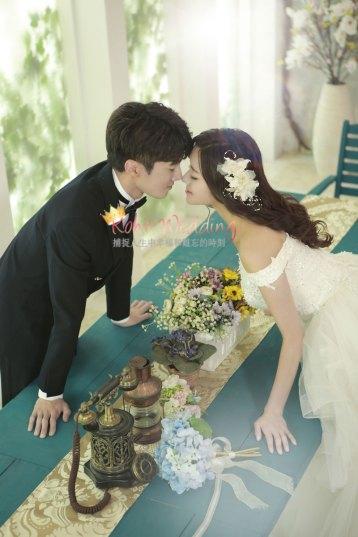 Korea Pre Wedding Photo 16