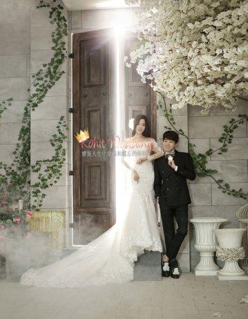 Korea Pre Wedding Photo 18