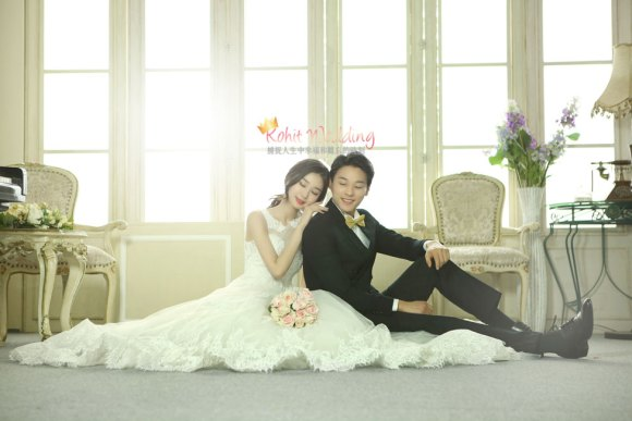 Korea Pre Wedding Photo 19