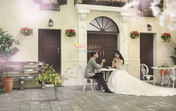 Korea Pre Wedding Photo 23