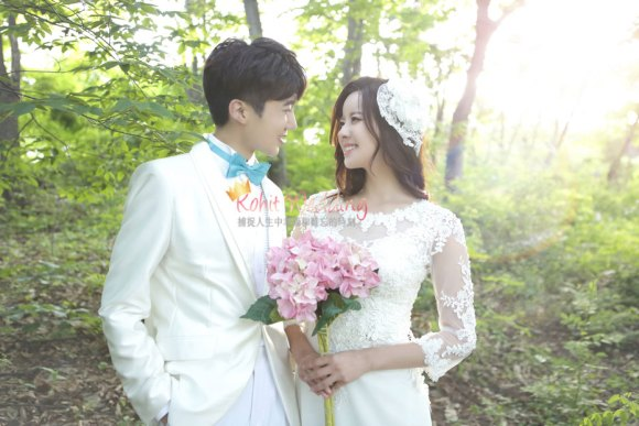Korea Pre Wedding Photo 33