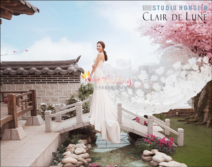 Flower Moon- Kohit Wedding korea prewedding 26