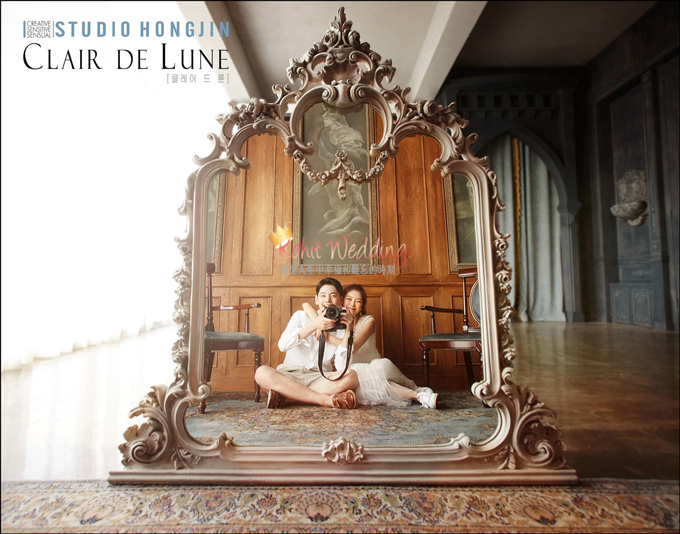 Flower Moon- Kohit Wedding korea prewedding 32