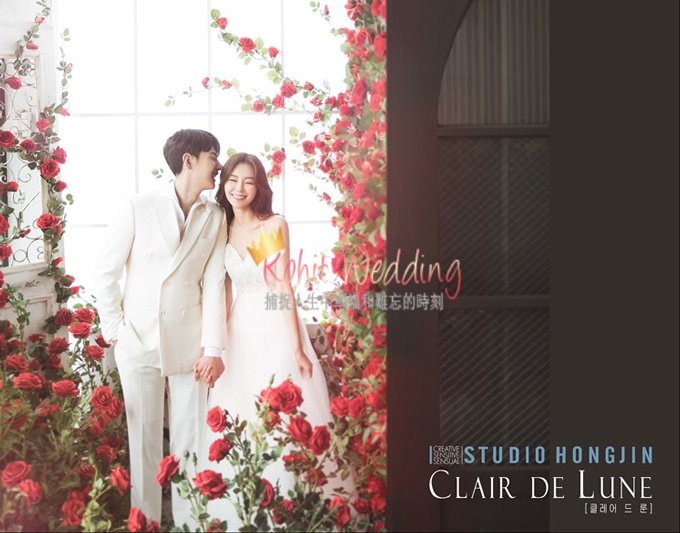 Flower Moon- Kohit Wedding korea prewedding 37
