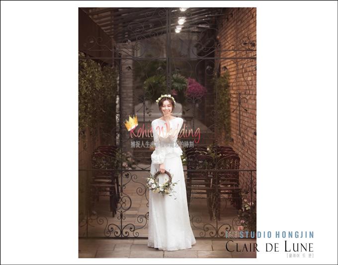 Flower Moon- Kohit Wedding korea prewedding 44