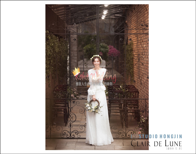 Flower Moon- Kohit Wedding korea prewedding 44