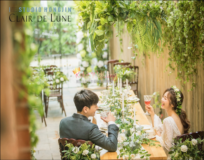 Flower Moon- Kohit Wedding korea prewedding 50