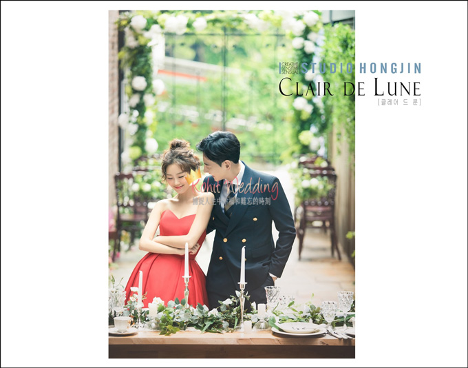Flower Moon- Kohit Wedding korea prewedding 52