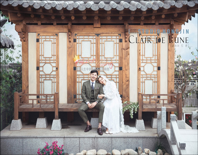 Flower Moon- Kohit Wedding korea prewedding 56