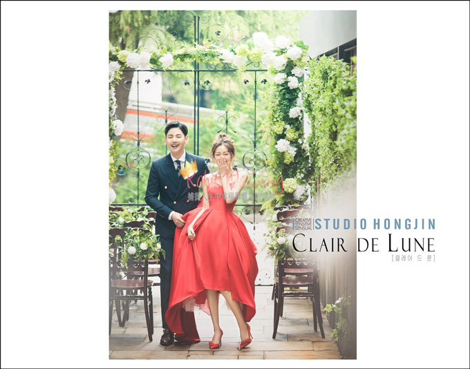 Flower Moon- Kohit Wedding korea prewedding 6