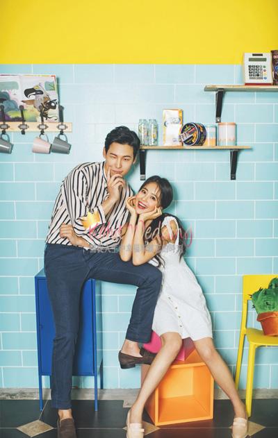 May Studio Korea Pre Wedding Kohit Wedding 47