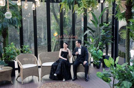 korea prewedding photo sample