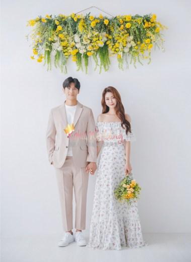 Korea Prewedding photoshoot sample 2021