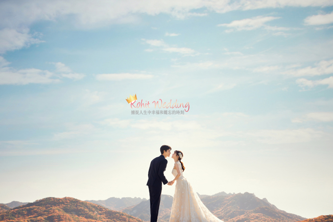 Kohit wedding prewedding in Korea - Nadri studio 12