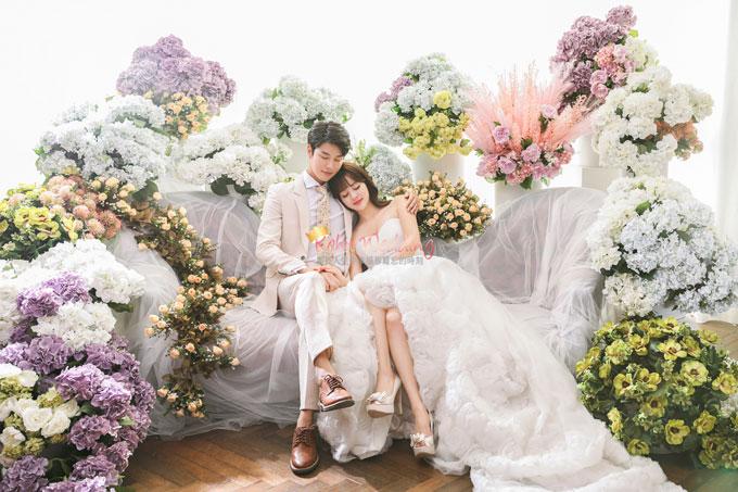 Kohit wedding prewedding in Korea - Nadri studio 18