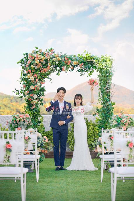Kohit wedding prewedding in Korea - Nadri studio 20