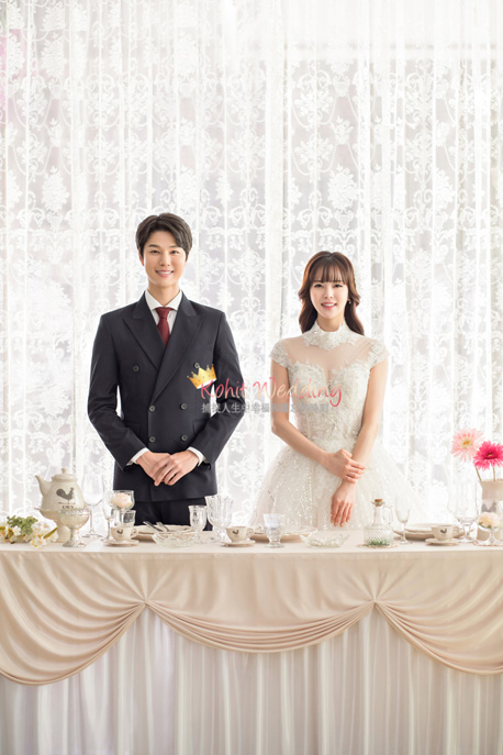 Kohit wedding prewedding in Korea - Nadri studio 23