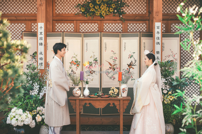 Kohit wedding prewedding in Korea - Nadri studio 43