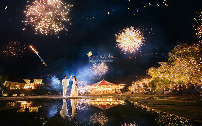 The castle yongma- Kohit wedding korea pre wedding 10