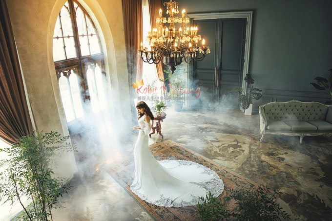 The castle yongma- Kohit wedding korea pre wedding 12