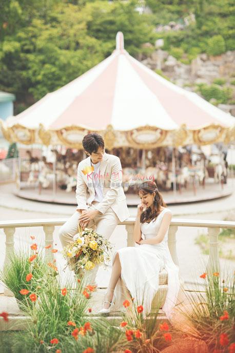 The castle yongma- Kohit wedding korea pre wedding 16a
