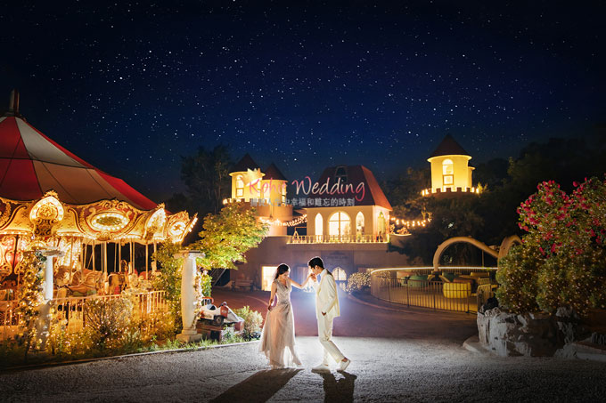 The castle yongma- Kohit wedding korea pre wedding 20