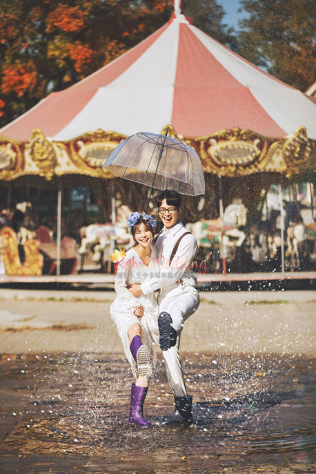 The castle yongma- Kohit wedding korea pre wedding 23