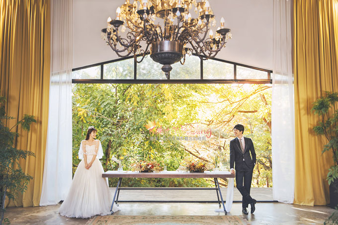 The castle yongma- Kohit wedding korea pre wedding 3