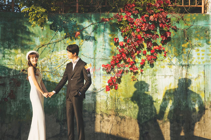 The castle yongma- Kohit wedding korea pre wedding 34