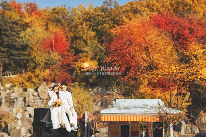 The castle yongma- Kohit wedding korea pre wedding 35