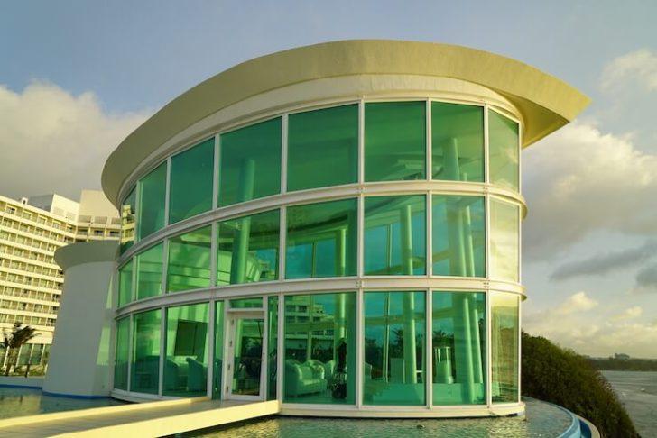 グアム シェラトンホテル ブログ プール ビーチ チャペル