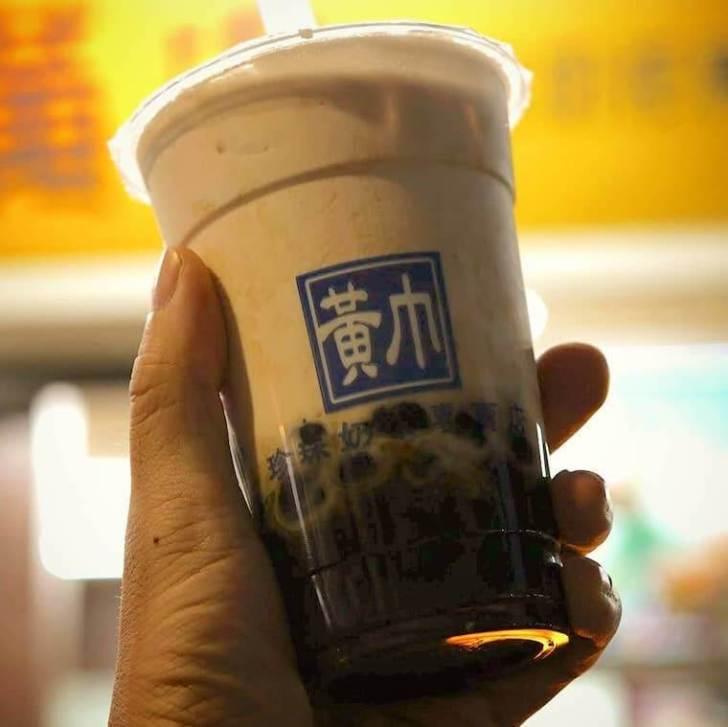 台湾・台北のタピオカミルクティーおすすめランキング 黄巾珍珠奶茶専売店