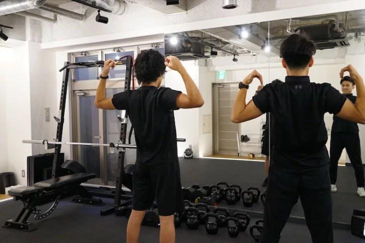 麻布の安いパーソナルトレーニングジムBEATS ビーツ