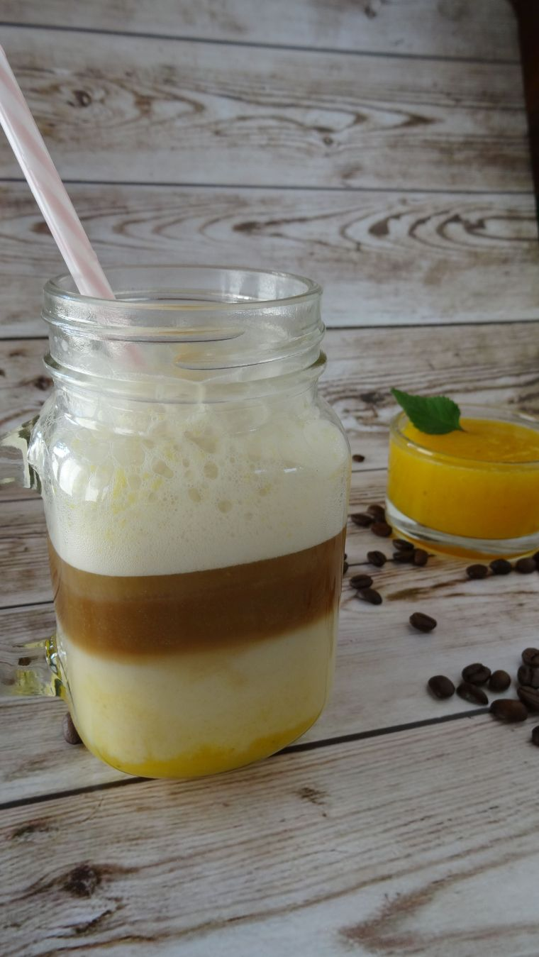 Iced Latte zuckerfrei