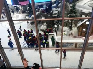 SkiDubai Mall of the Emirates