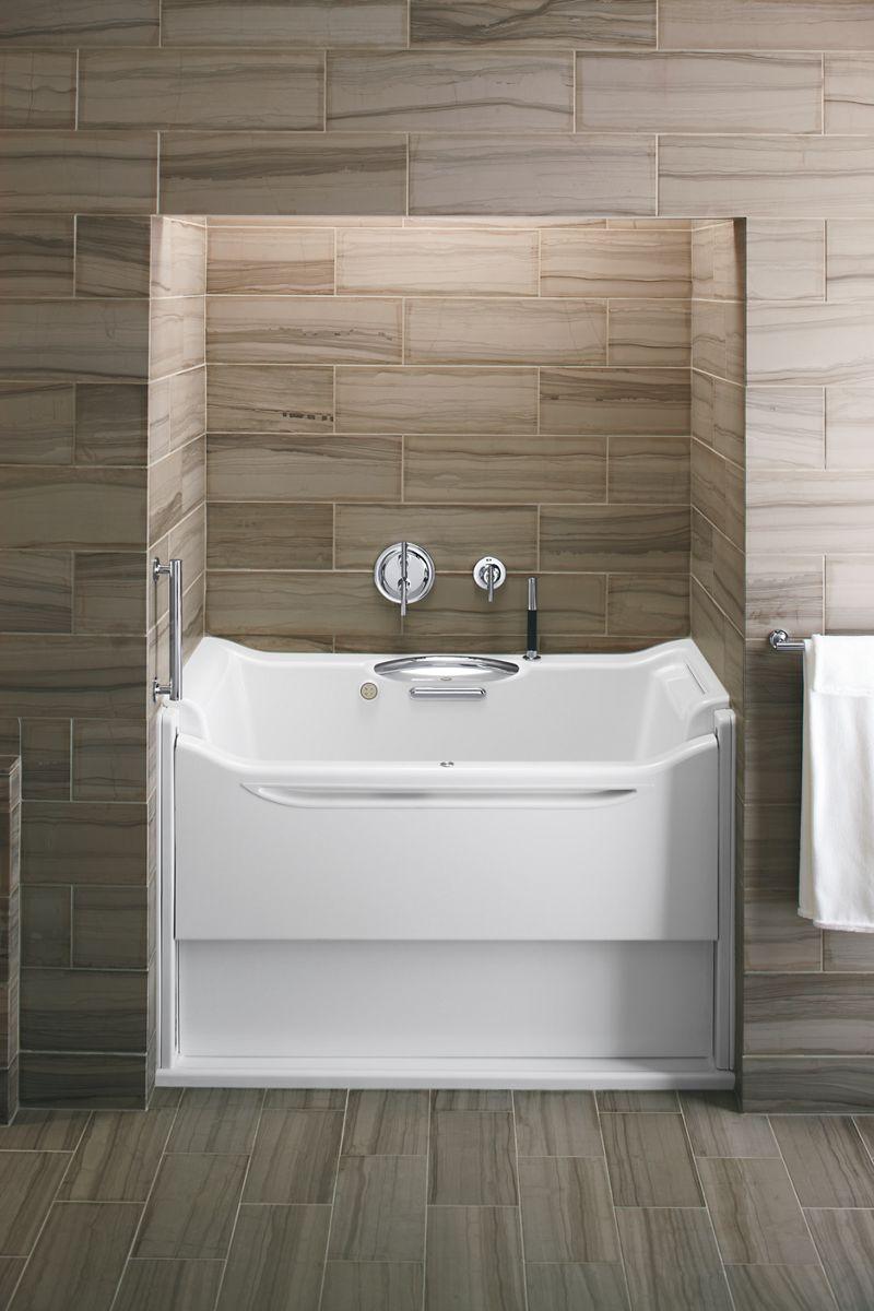 ADA Compliant Bathroom Shower