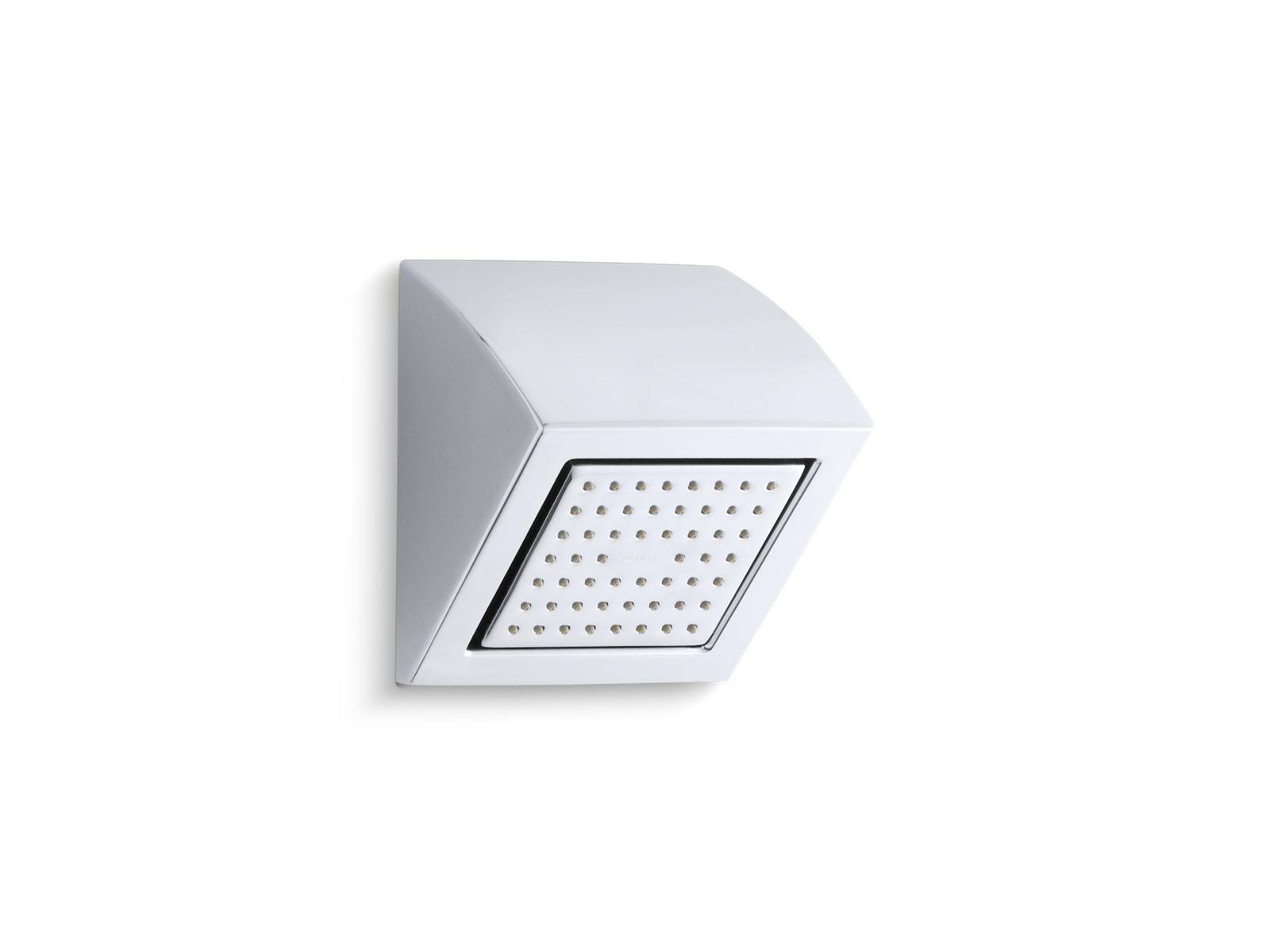 watertile square 54 nozzle showerhead