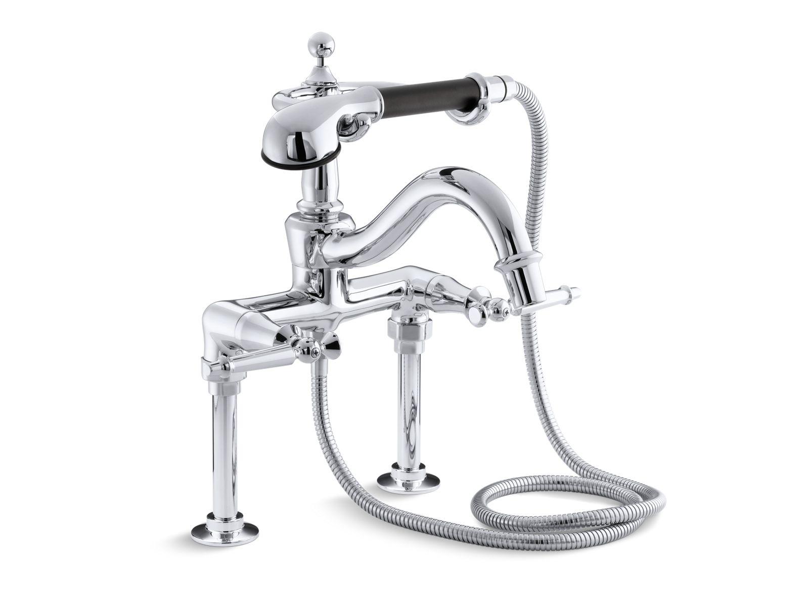 k 110 4 antique bath faucet with