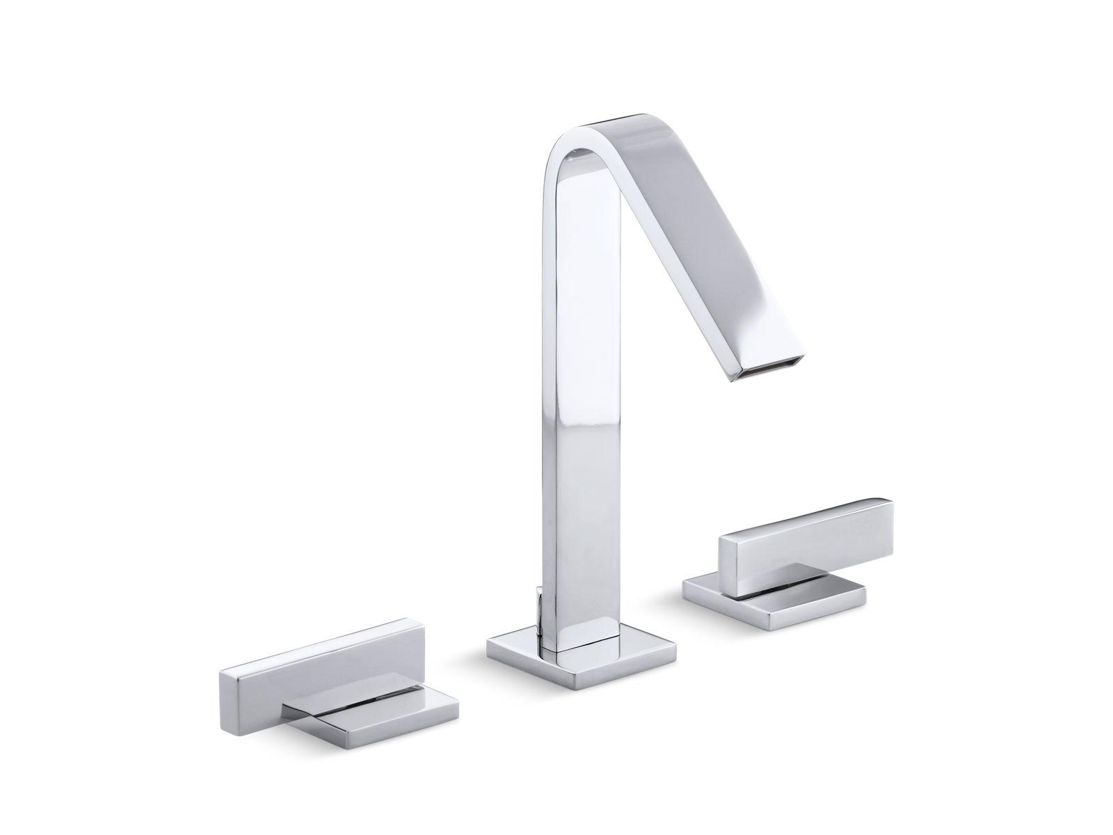 k 14661 4 loure widespread bathroom sink faucet kohler canada